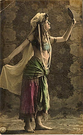 Vintage Belly dance photo 1